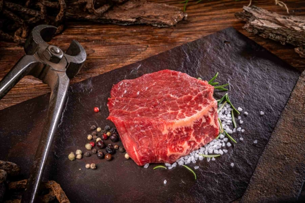 Hammer Beef, Filet, Beef Fat Aged