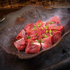 Hammer Beef, Schmorgulasch vom Rind